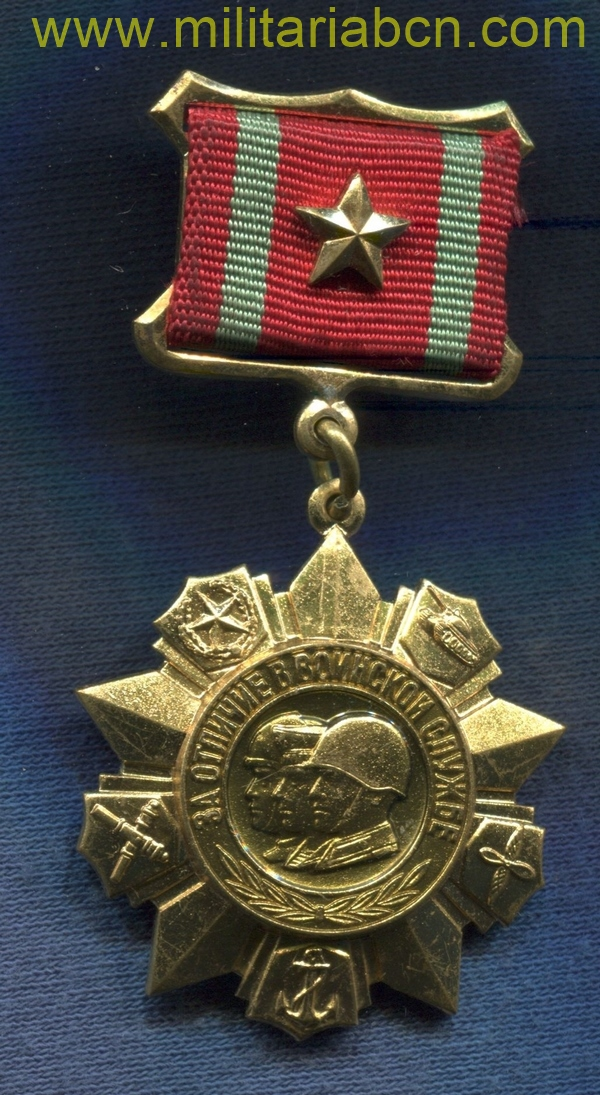 military service medal soviet union ussr
