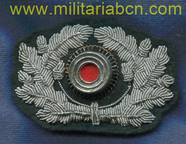 Officers cap badge of the Wehrmacht