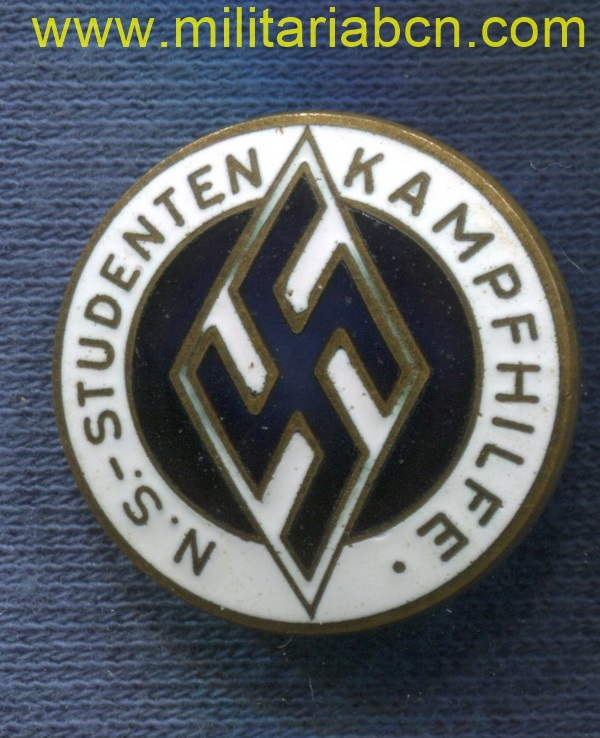 badge of NS Studenten Kampfhilfe