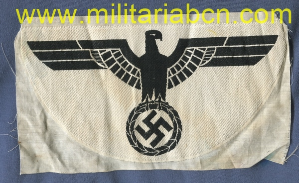 evo patch for sport shirt of the Wehrmacht