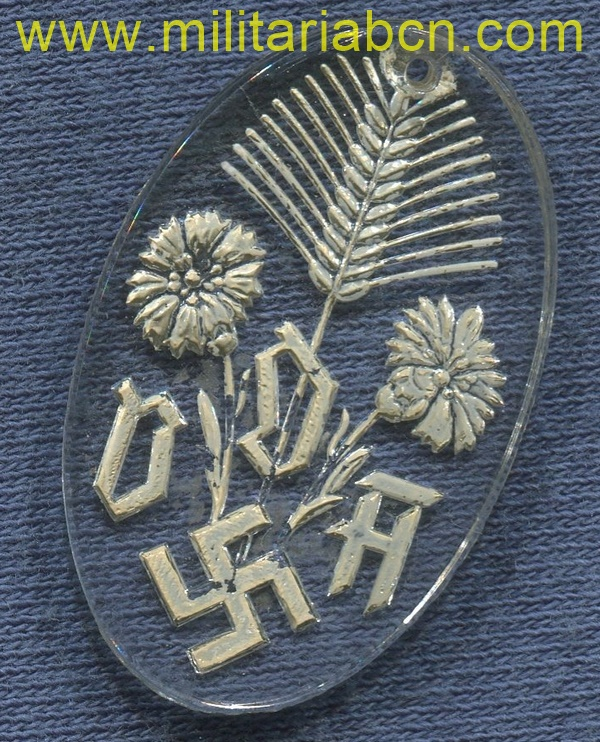 Germany III Reich. Badge. Winterhilfswerk VDA