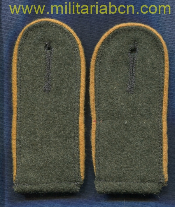 Germany III Reich. Shoulder boards of Signals