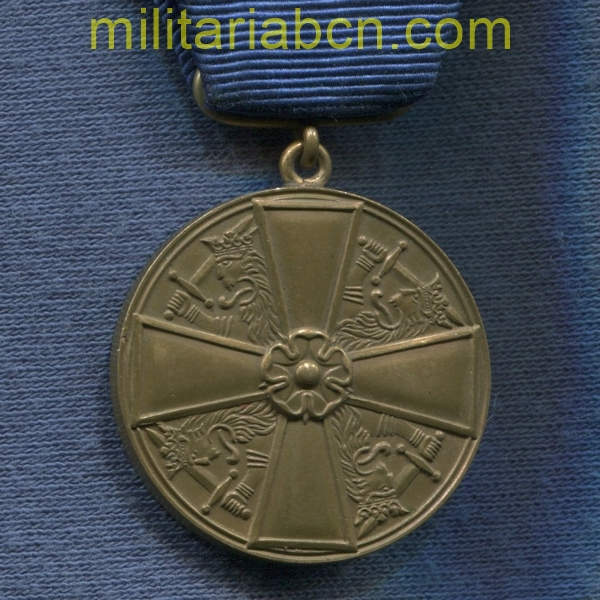 Bronze Medal of the Order of the White Rose of Finland. militariabcn.com