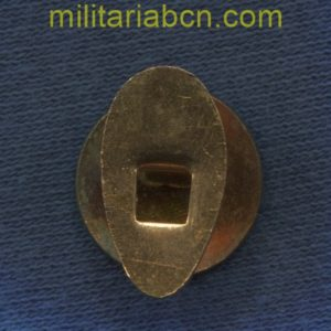 Germany III Reich. Lapel badge with the svática. Before 1945. 16mm. militariabcn.com