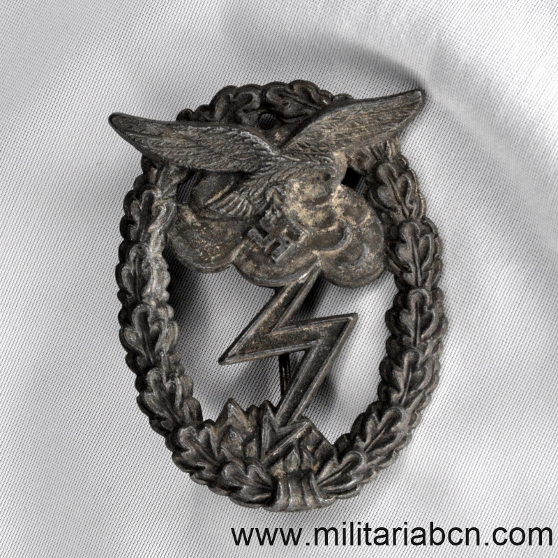 Luftwaffe Ground Combat Badge. Edrkampfabzeichen militariabcn.com
