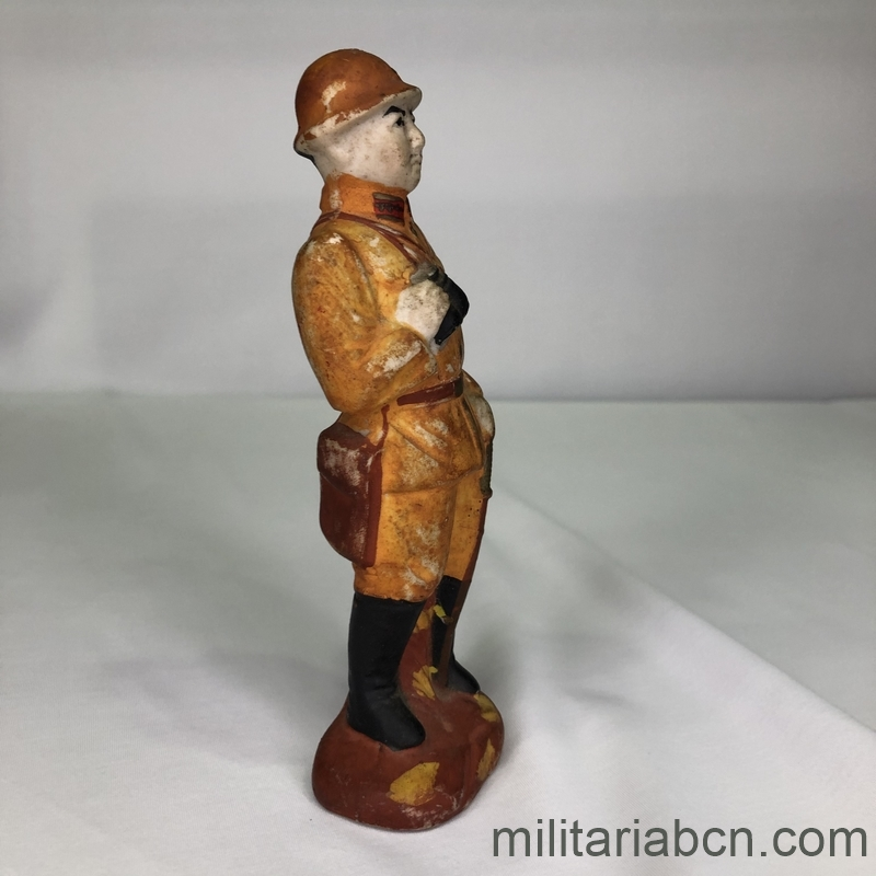 Figure of a Japanese Officer from WW2 militariabcn.com