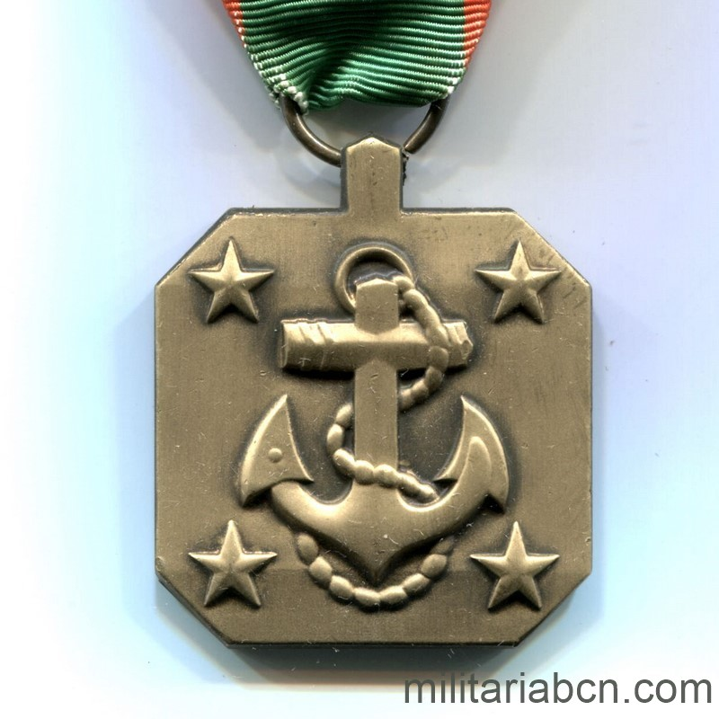 Militaria Barcelona USA. Navy Achievement Medal.