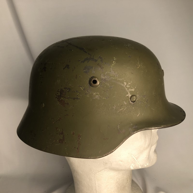 German Helmet M35 Spanish