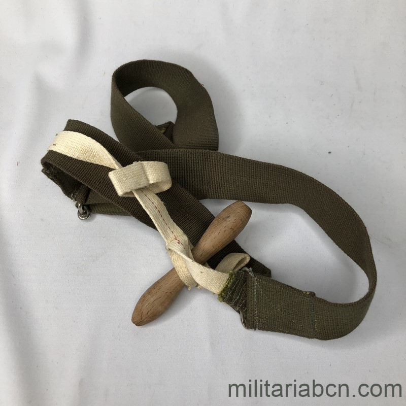 Militaria Barcelona USSR Soviet Union. Campaign tourniquet World War 2.