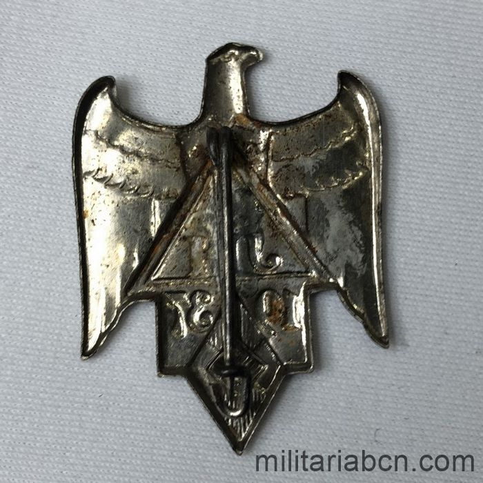 hitlerjugend badge 1937 youth