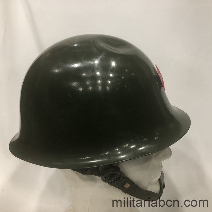 china army helmet gk80 red star