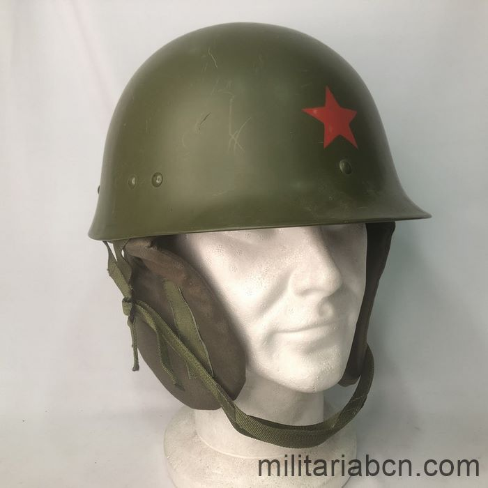 china parachutist helmet GK-82FT
