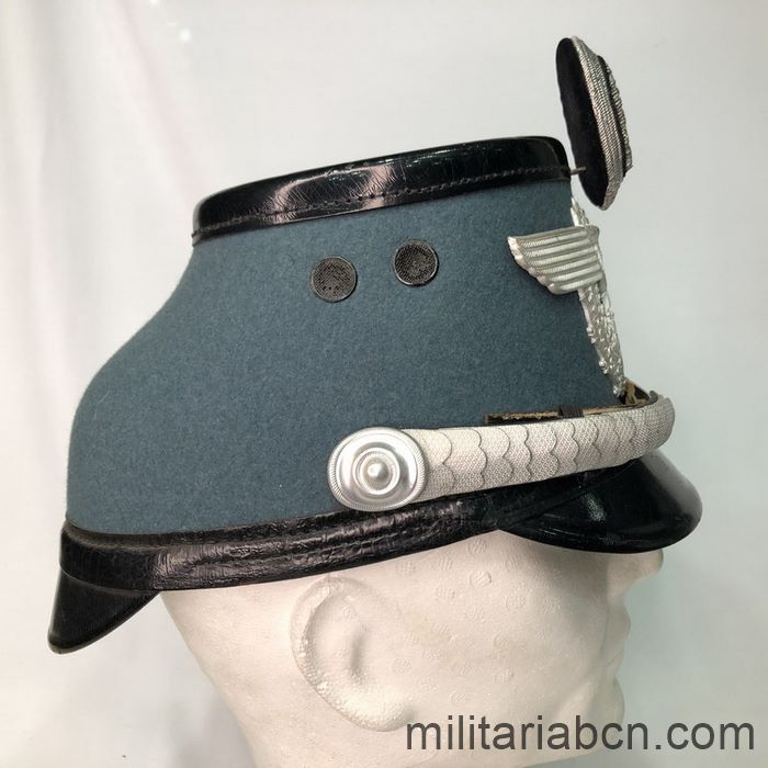 Germany III Reich. Police Officer Shako. Right