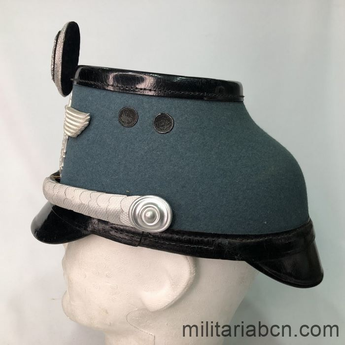 Germany III Reich. Police Officer Shako. Left