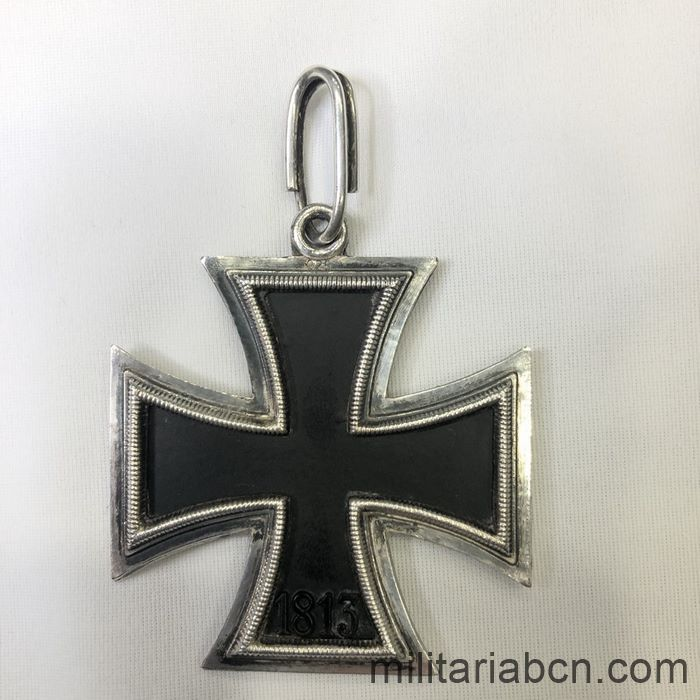 Germany III Reich. Knight's Cross of the Iron Cross. High quality reproduction of the 70s reverse