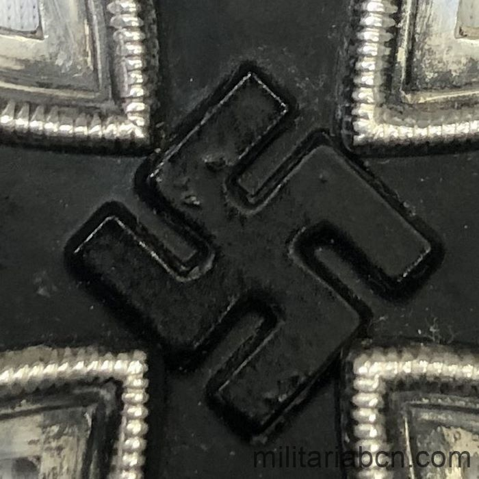 Germany III Reich. Knight's Cross of the Iron Cross. High quality reproduction of the 70s svastica
