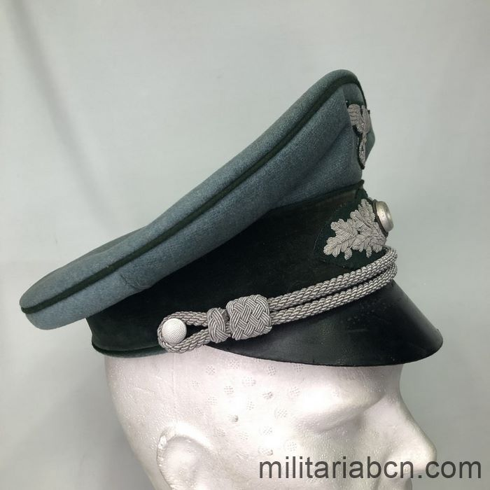 Germany III Reich. Officer's visor cap of the Heer Landfordtmeister. Forest Guards of the Heer.  right