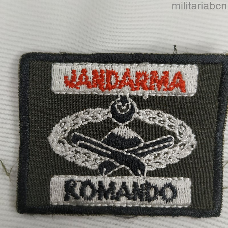turkish special forces patch komando jandarma police