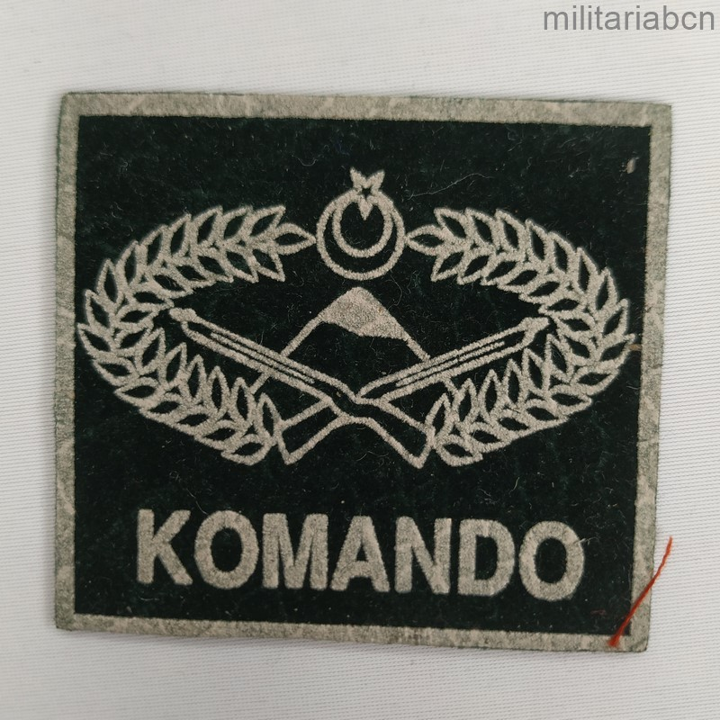 turkish special forces patch komando