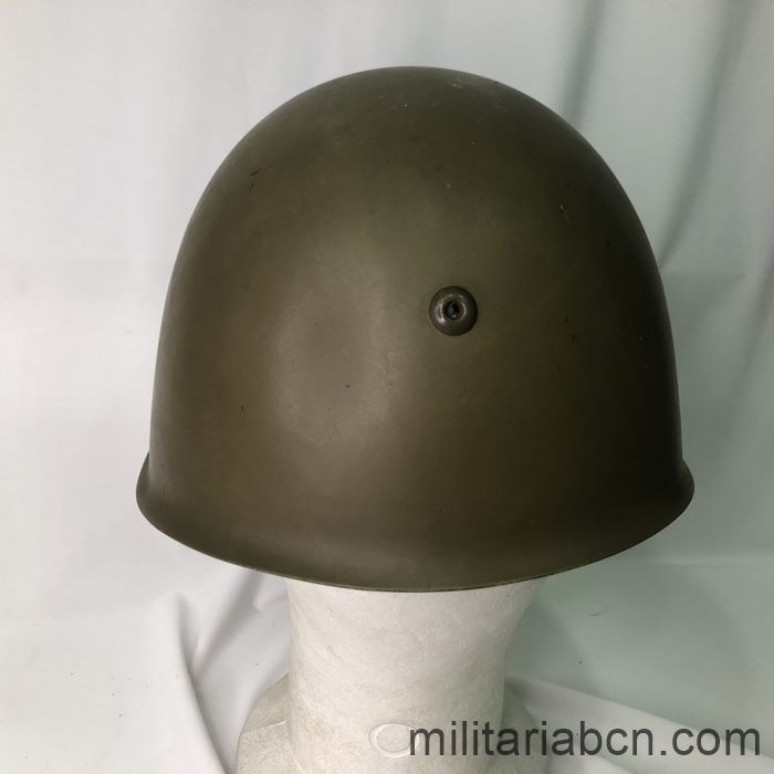 Italy. Postwar 1933 model helmet. Size 58. M83 marking. back