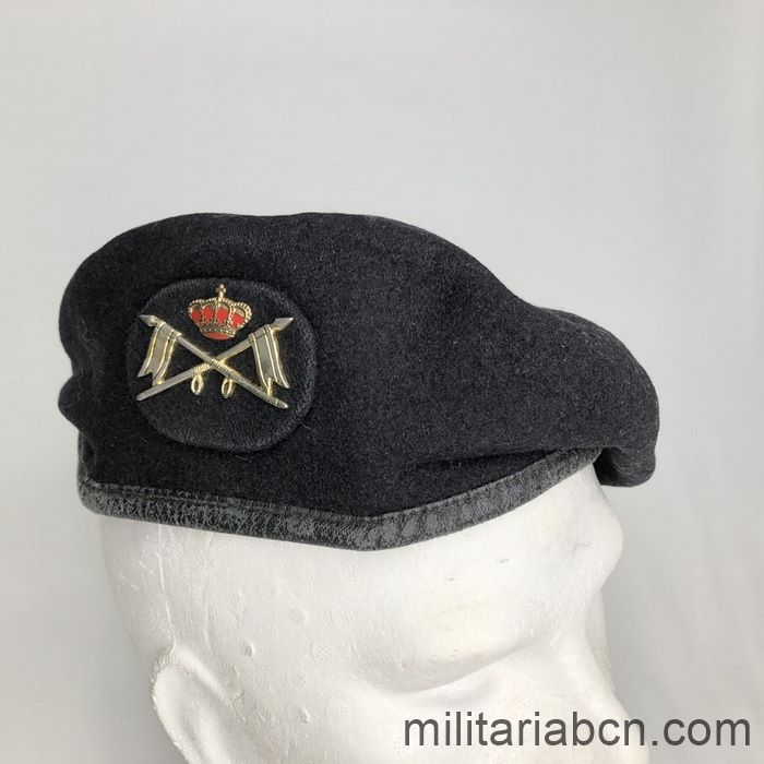 Spain. Armoured Corps Beret. 90s