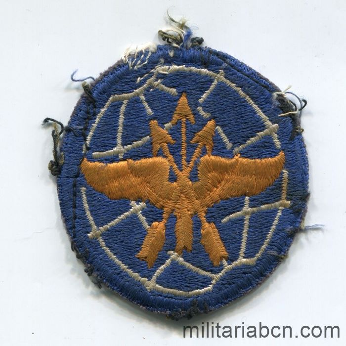 USA. Military Air Transport Eastern Air Defense patch. World War II patch