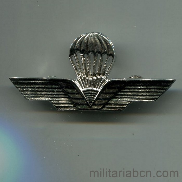 Italy. Italian Republic. Paratrooper wings. Model without star. M 1
