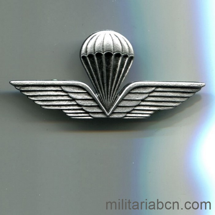 Italy. Italian Republic. Parachutist wings. Model without star. M 2